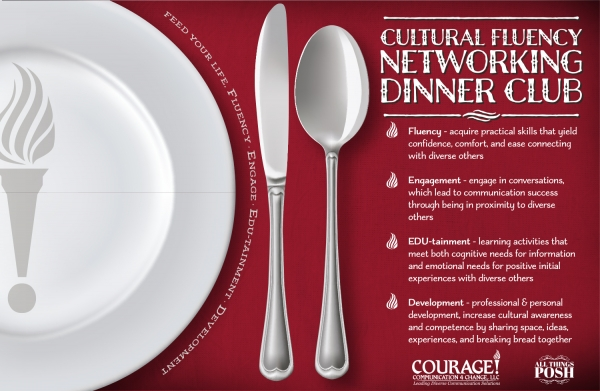 Cultural Fluency Networking Dinner Club
